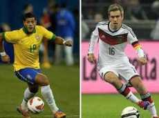 Бразилия будет биться с Германией без своего лидера