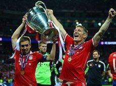 Букмекеры считают Баварию фаворитом Лиги чемпионов 2014-15