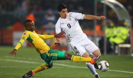 ЧМ-2010 ЮАР против Уругвая