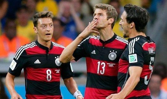 Германия станет чемпионом мира