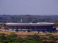 Национальный стадион - гордость Зимбабве