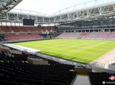 Открытие Арена вмещает 42 000 зрителей
