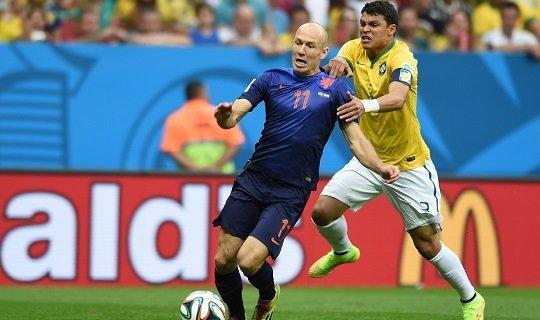 Роббен был лидером голландской сборной