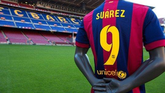 Переход Суареса из «Ливерпуля» в «Барселону» состоялся 11 июля