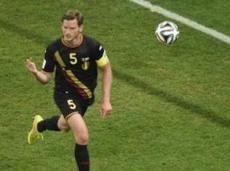 Выступление на ЧМ-2014 - опыт для молодых футболистов бельгийцев
