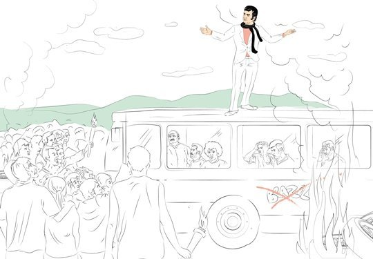 Фотокарточка: Спас сборную Бразилии от разъяренной толпы. И где благодарность правительства?
