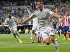Хамес Родригес открыл счет своим голам за «Реал»