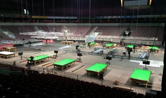 Профессиональный турнир в Риге стал настоящим прорывом для снукера на постсоветском пространстве