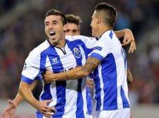 Мексиканский полузащитник «Порту» Эктор Эрерра забил единственный мяч в первой игре