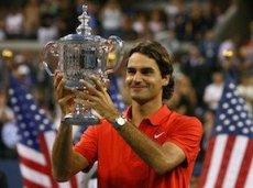 Роджер Федерер является 17-кратным победителем турниров «Большого шлема»