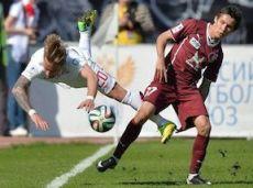 В прошлом сезоне «Спартак» терял очки в обоих матчах с «Рубином»