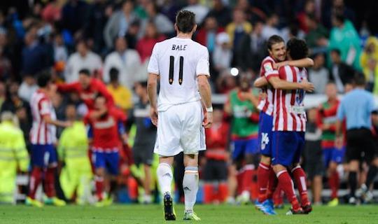 Мадридскому «Атлетико» совсем немного не хватило для того, чтобы войти в историю