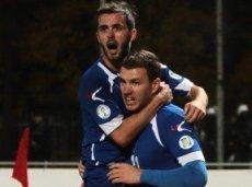 Боснийцы стартуют с сухой победы