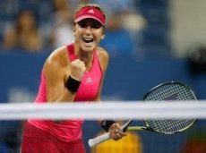 Мало кто ожидал, что никому не известная Бенчич сумеет выйти в четвертьфинал US Open 2014