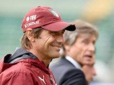 Болельщики «Ювентуса» до конца не могли поверить, что Конте уйдет из Турина