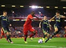 Марио Балотелли уже открыл счет голам за «Ливерпуль»