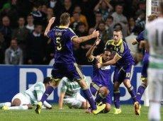 Таварес забил «Селтику» в гостях и вывел «Марибор» в групповой этап Лиги чемпионов