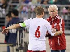 Мортен Ольсен уже 14 лет занимает пост главного тренера сборной Дании