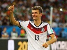 Томас Мюллер второй раз подряд стал лучшим бомбардиром сборной на чемпионатах мира