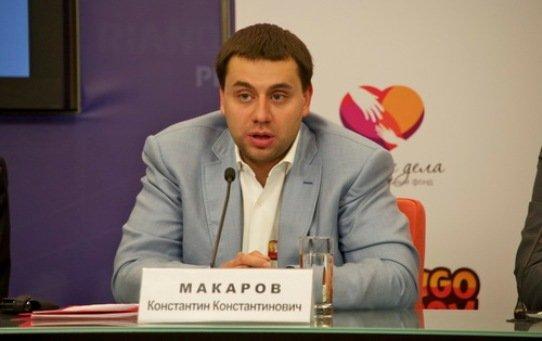 Константин Макаров и Леонид Обозный приняли журналистов на пресс-ланче СРО