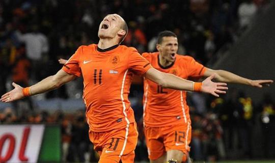 Голландцы победят с большим отрывом