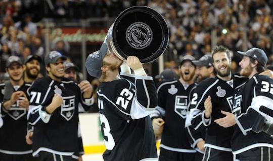 «Короли» из Лос-Анджелеса также среди претендентов на чемпионство