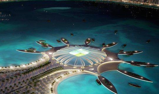 Так выглядит проект главного стадиона катарского мундиаля