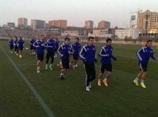 Вот на такой базе армянские футболисты готовятся к матчу с Португалией