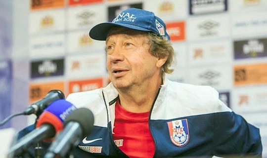 """Бышовец считает, что """"Мордовия"""" дома не сможет набрать очки в матче с """"Краснодаром"""""""