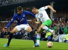 «Вольфсбург» идет на втором месте в Бундеслиге