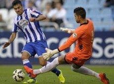 «Депортиво» забил лишь один мяч в четырех последних матчах