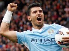Кун Агуэро в последних 12-ти играх за «Сити» забил 14 мячей