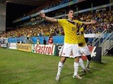 Родригес и в составе «Реала» забил несколько красивейших голов