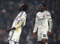 Манчестер надолго запомнит дубль Сейду Думбия