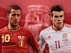 Букмекеры сделали более привлекательными ставки на то, что Бэйл и Азар откроют счет в матче Бельгия - Уэльс