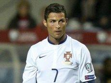 Криштиану Роналду отметиться в ворота сборной Аргентины