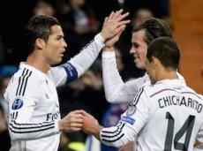 В Лиге чемпионов «Реал» разобрался с «Лудогорцем» со счетом 4:0
