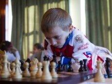 Илья Маковеев - талантливый юный шахматист из России
