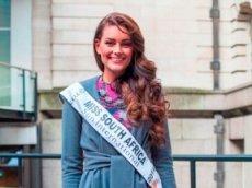 Вот такие нынче африканки: Ролен Штраус идет за победой на «Мисс мира-2014»