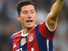 В Бундеслиге Левандовский забил всего шесть голов за «Баварию»