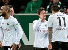 Ганноверцы забили в каждом матче восьми последних туров Бундеслиги