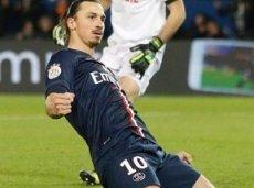 Ибрагимович после ухода из «Барсы» успел дважды поразить ворота своего бывшего клуба