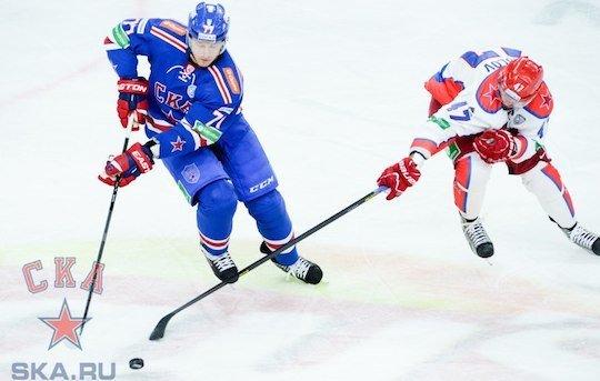 Ранее в этом сезоне ЦСКА и СКА обменялись домашними победами