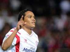 Карлос Бакка забил уже десять голов в Примере