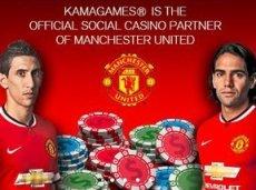 """Основанная в России KamaGames разработает брендовое онлайн-казино для """"Манчестер Юнайтед"""""""