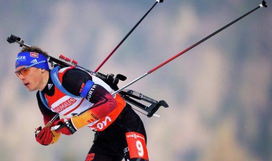 Шемпп опередит Шипулина в спринте на Кубке мира в Нове-Место