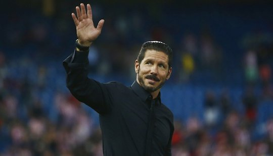 «Атлетико» выиграет матч
