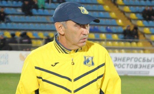Курбан Бердыев остался доволен игрой команды