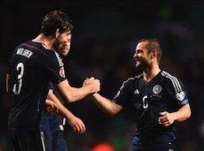 Шотландцы - фавориты предстоящего матча