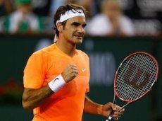 Федерер служит примером для подражания